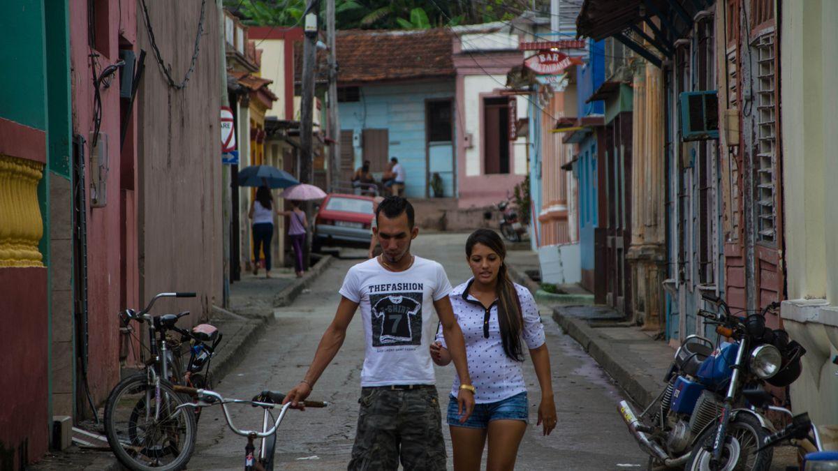 "Fotograma de la película ""Unblock Cuba"""