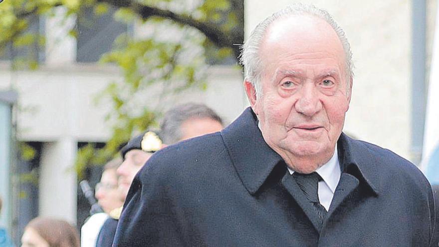 El Supremo pide a la Fiscalía un informe sobre la querella de IU contra Juan Carlos I