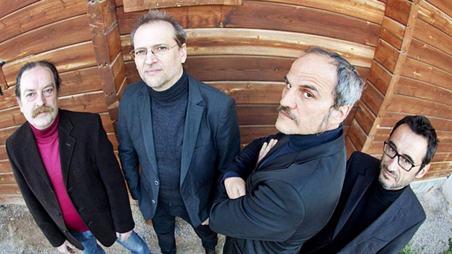 El Microsonidos se con Stanich, los Marañones y Josele Santiago
