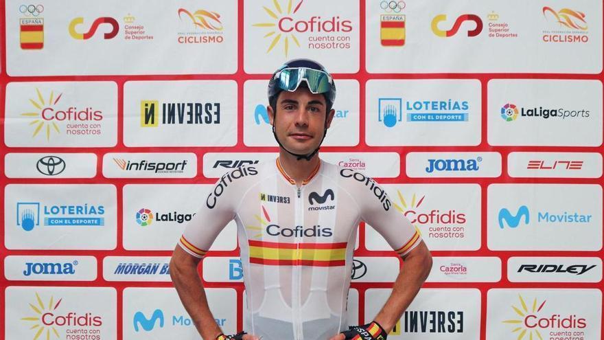 """Sebastián Mora: """"Este Mundial es muy diferente a los anteriores pero estoy con ganas"""""""