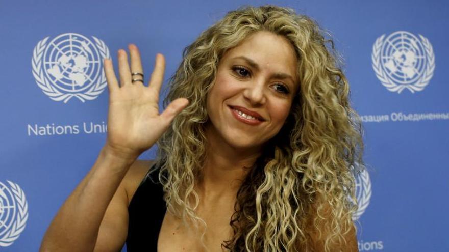 Desestimada la demanda contra Shakira por supuesto plagio de 'La bicicleta'