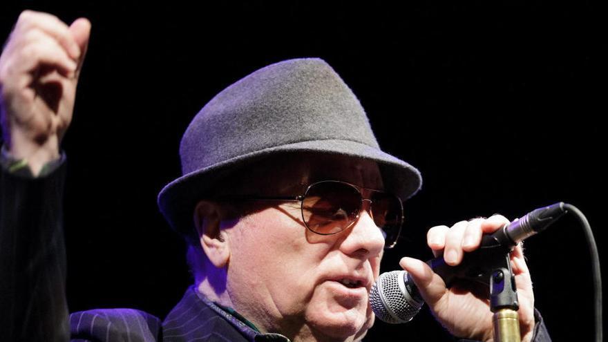 Van Morrison aplaza sus conciertos de Barcelona