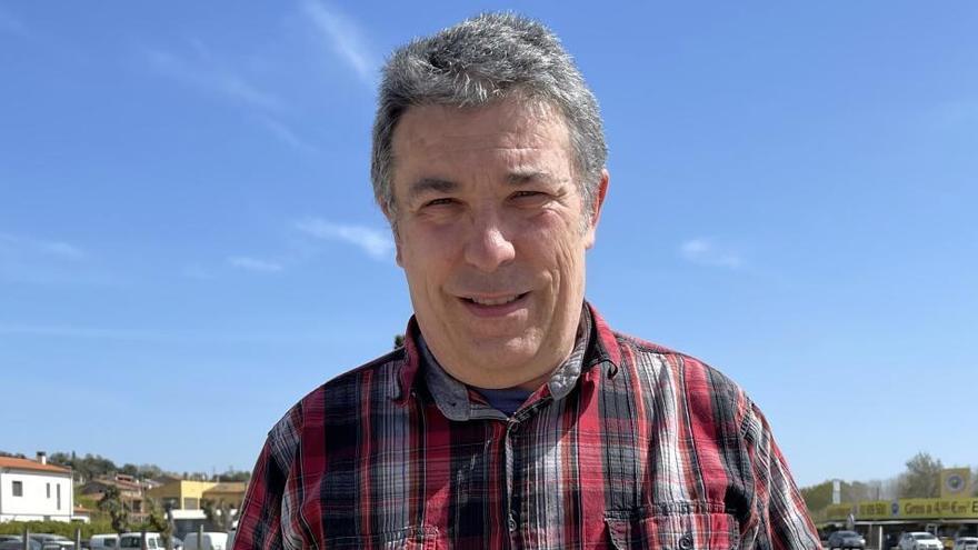 Ramon Bech: «Aprens a viure el dia  a dia, donar-ho tot i gaudir del moment»