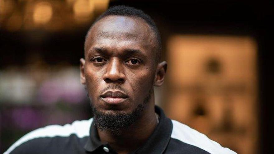 Usain Bolt, padre de una niña