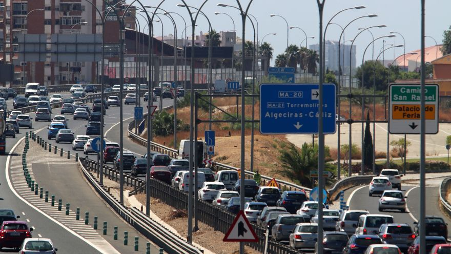 Seis fallecidos en las carreteras malagueñas este verano