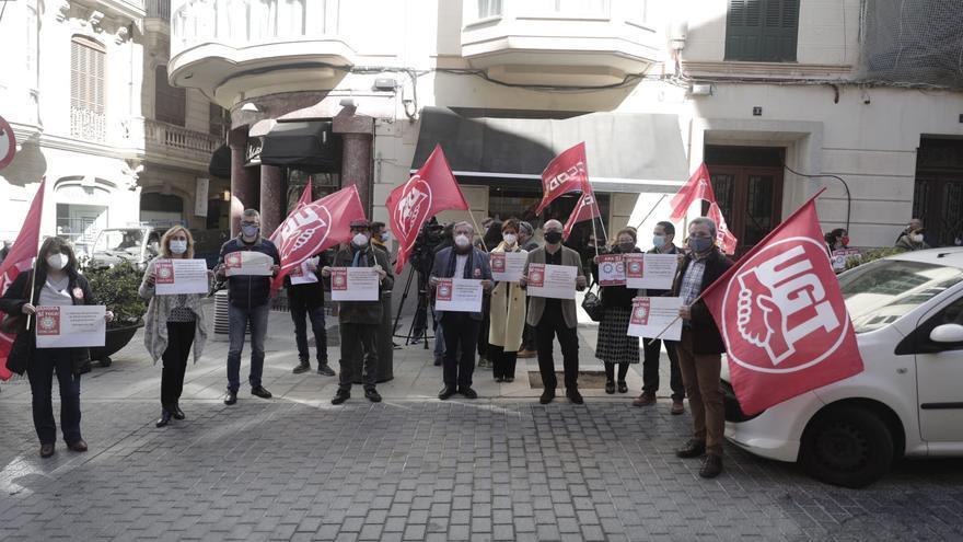 CCOO y UGT en Baleares exigen que se suba el salario mínimo interprofesional