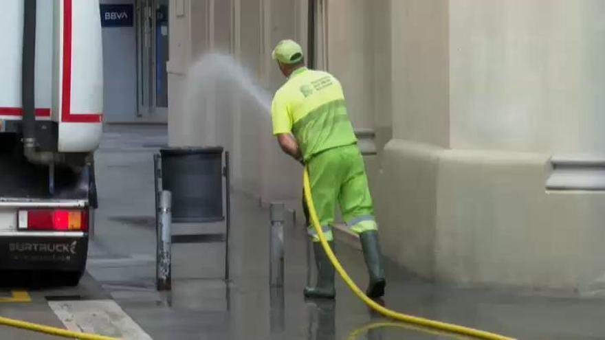 ¿Por qué no se desinfectan las calles como en el confinamiento?