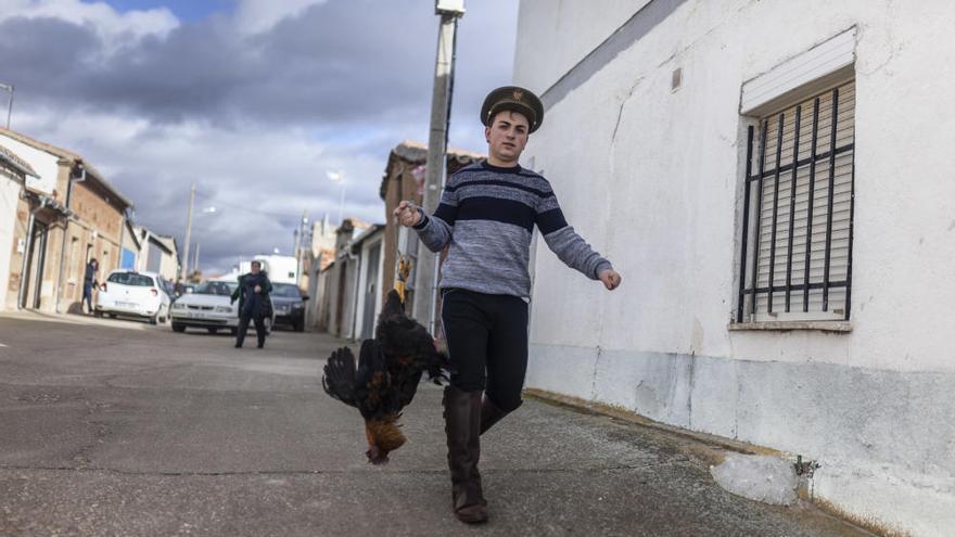 """Mozos por la """"dignidad de ser rural"""""""