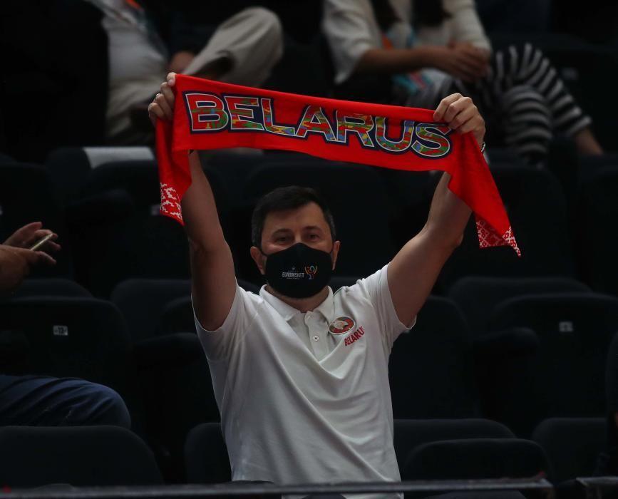 El Eurobasket se vive en la Fonteta