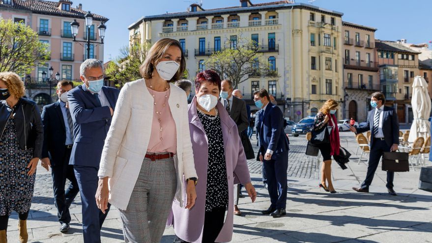Maroto pide que la Junta firme el convenio para que turismo y hostelería reciban las ayudas directas