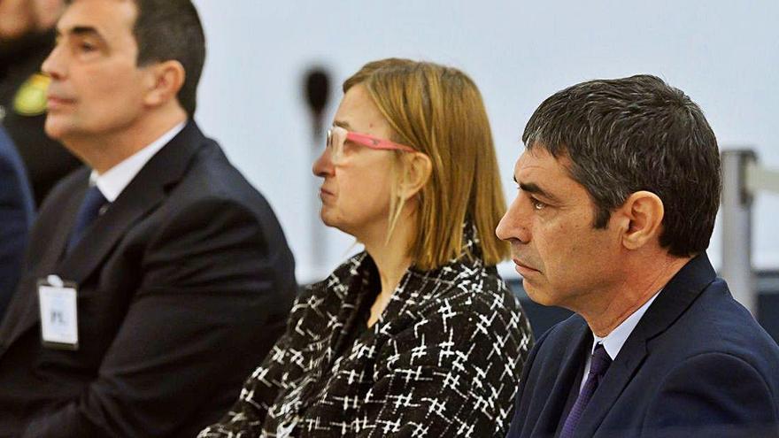 Excúpules d'Interior: «La sentència de Trapero reforça els Mossos»