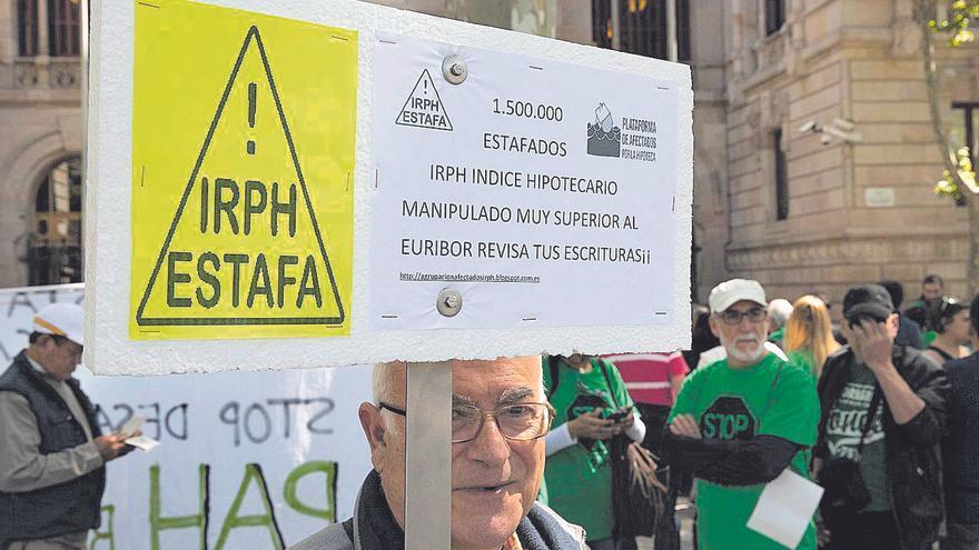 La posición del Supremo con el IRPH expone al Estado a reclamaciones