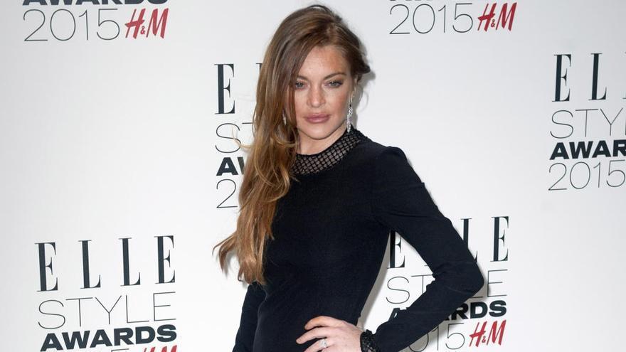 Lindsay Lohan quiere protagonizar 'La Sirenita'