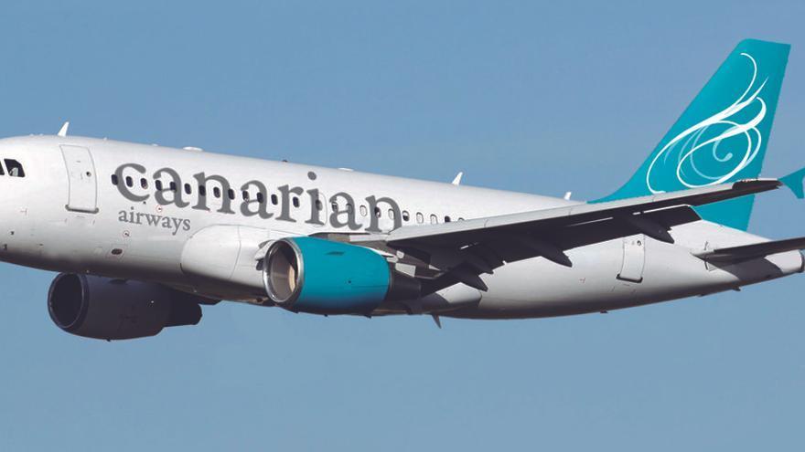 La nueva aerolínea canaria que programa rutas a Vigo,  en riesgo alto de insolvencia