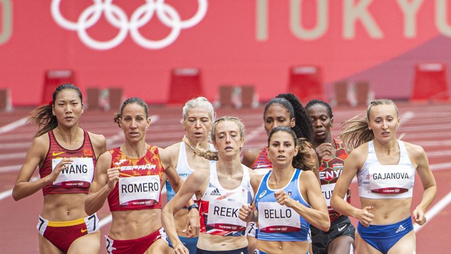 Natalia Romero: debut olímpico con récord de Baleares y pase a las semifinales