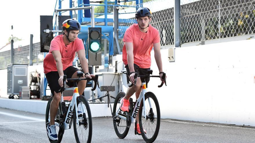 Verstappen y Hamilton llevan su pulso al 'Templo de la velocidad'