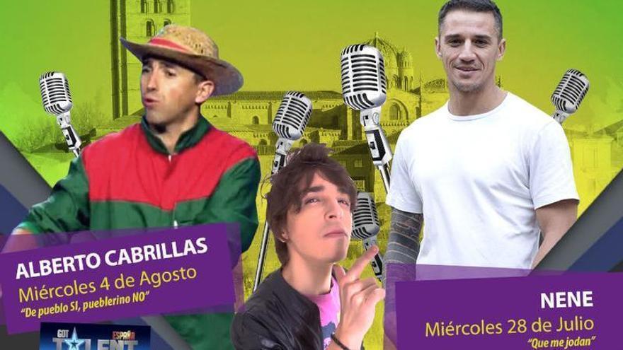 ¡Ya tenemos ganadores para las entradas de Noches de Humor en Zamora 2021!