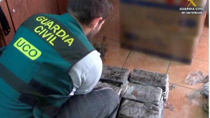 Condenada a 46 años una red que intentó traer cocaína en pesqueros desde Cabo Verde a Vigo