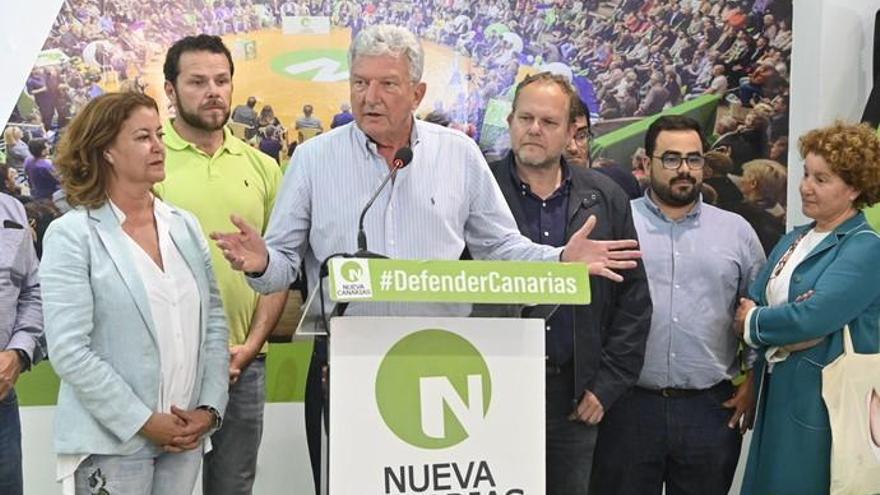 Morales afirma que solo contempla la reedición de un gobierno con el PSOE