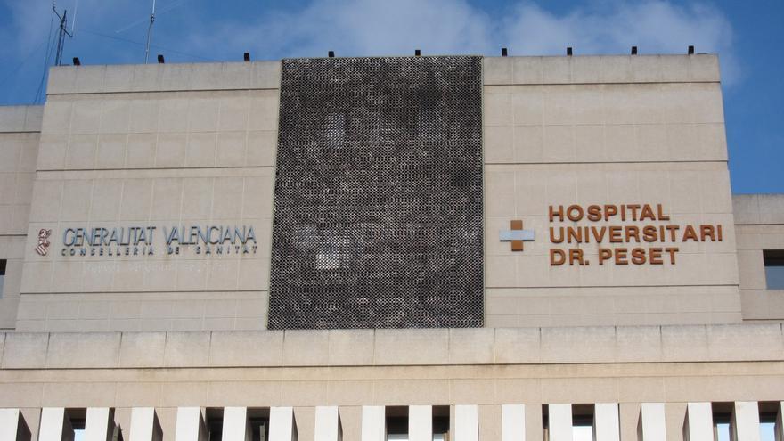 El 11/11 de la ONCE da una alegría en el Hospital Doctor Peset al dejar 200.000 euros de premio