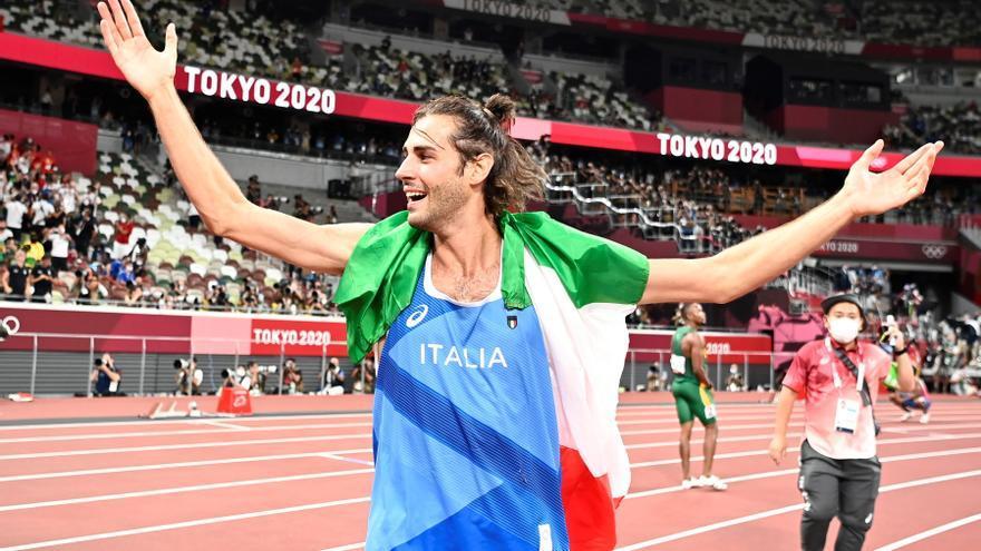 Gianmarco Tamberi: el carismático co-campeón olímpico de altura e icono de los Juegos de Tokio