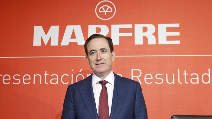 Mapfre ganó 271 millones hasta junio, un 27,7% menos por los siniestros del Covid-19