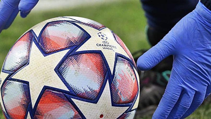 Rivales probables para Madrid, Atlético, Barça y Sevilla en Champions