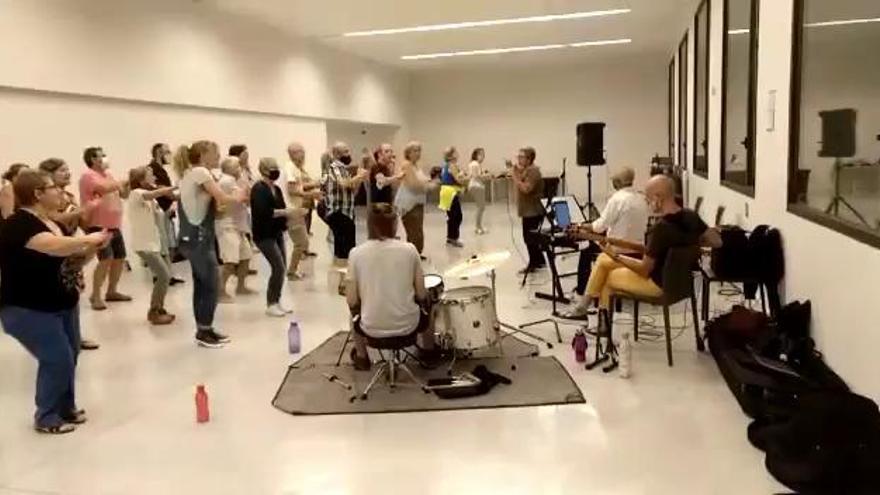 Vídeo   Així es van contagiar de coronavirus 25 cantants del grup de gòspel de Sallent