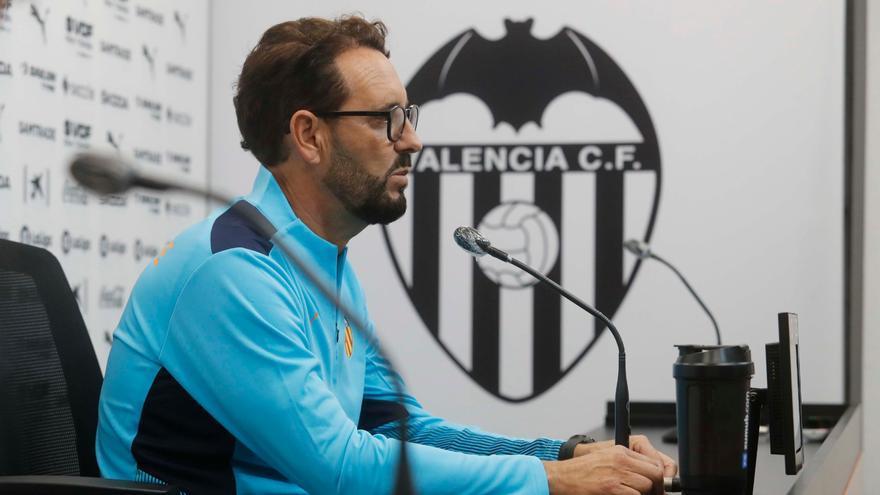 Directo   Rueda de prensa de Bordalás previa al Valencia-Athletic