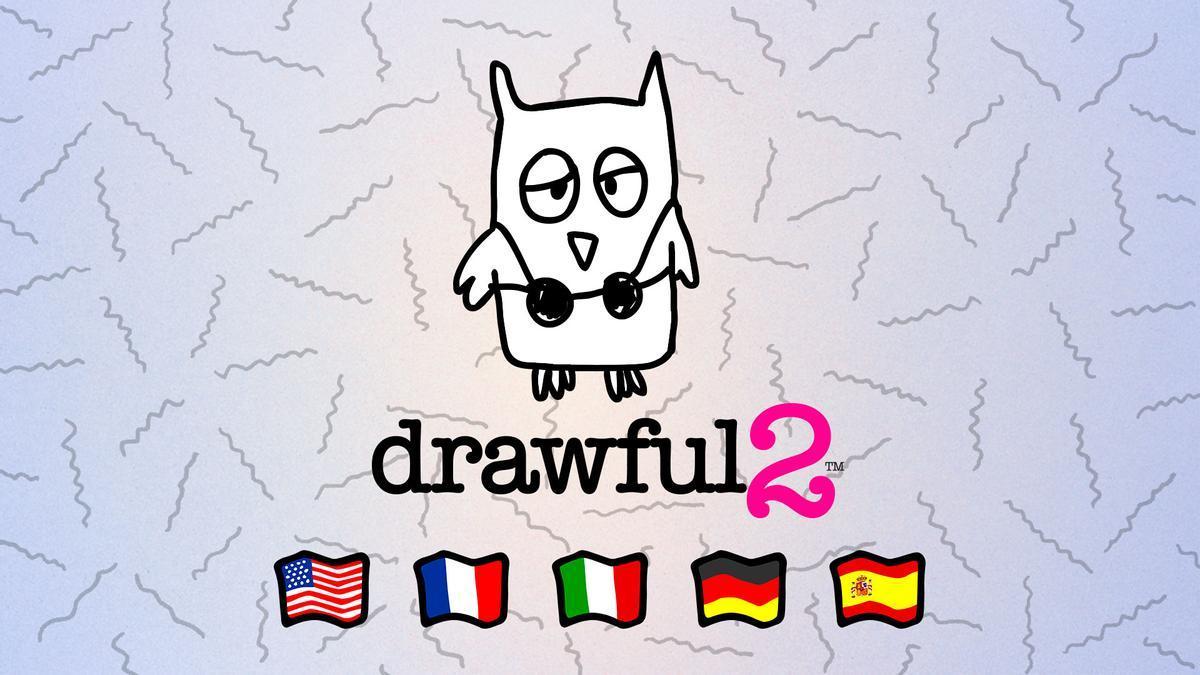 Drawful 2 International.
