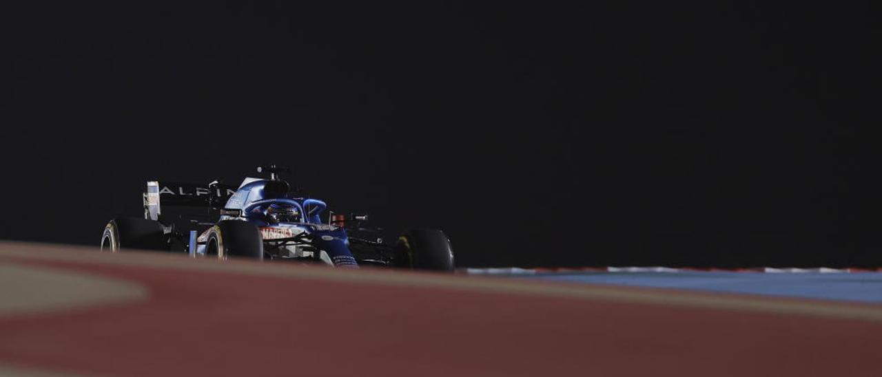 Alonso está de vuelta: las mejores imágenes de su nuevo 'debut' en la F1