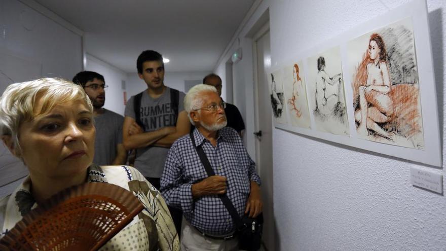 El fondo pictórico del Círculo de Bellas Artes pasará al San Pío V