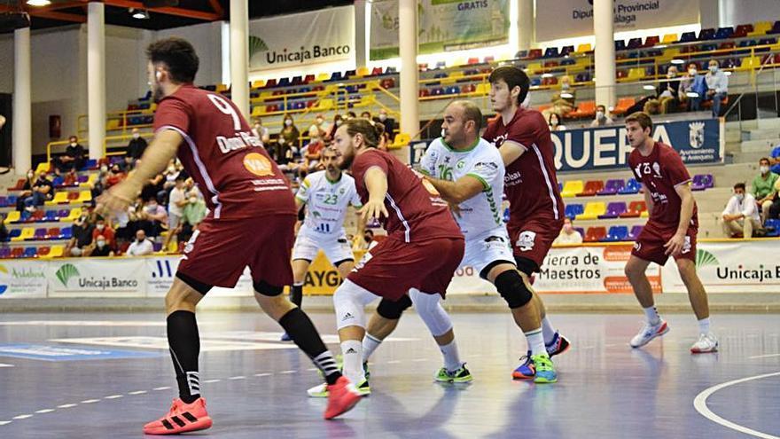 Injusta derrota del Iberoquinoa ante el Valladolid (24-26)