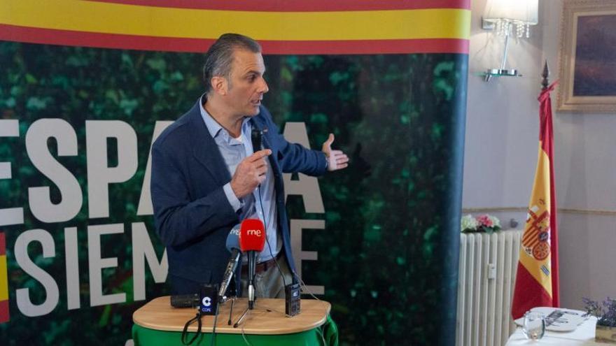 Ortega Smith pide diferenciar los casos de violencia machista por alcoholismo