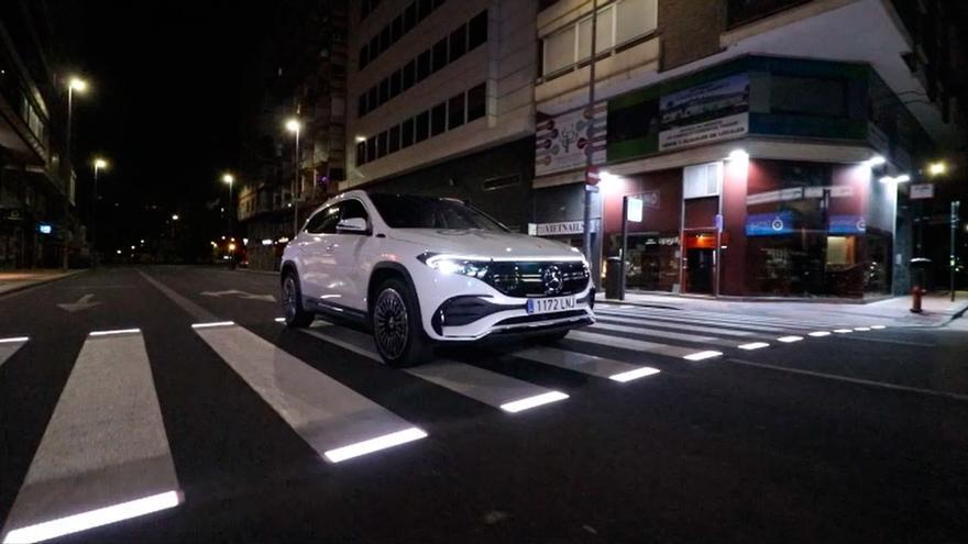 Dimóvil y La Opinión te descubren el nuevo EQA 250 de Mercedes-Benz de una forma diferente