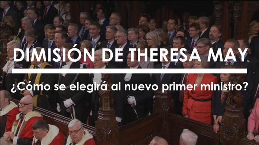 El Reino Unido que deja Theresa May
