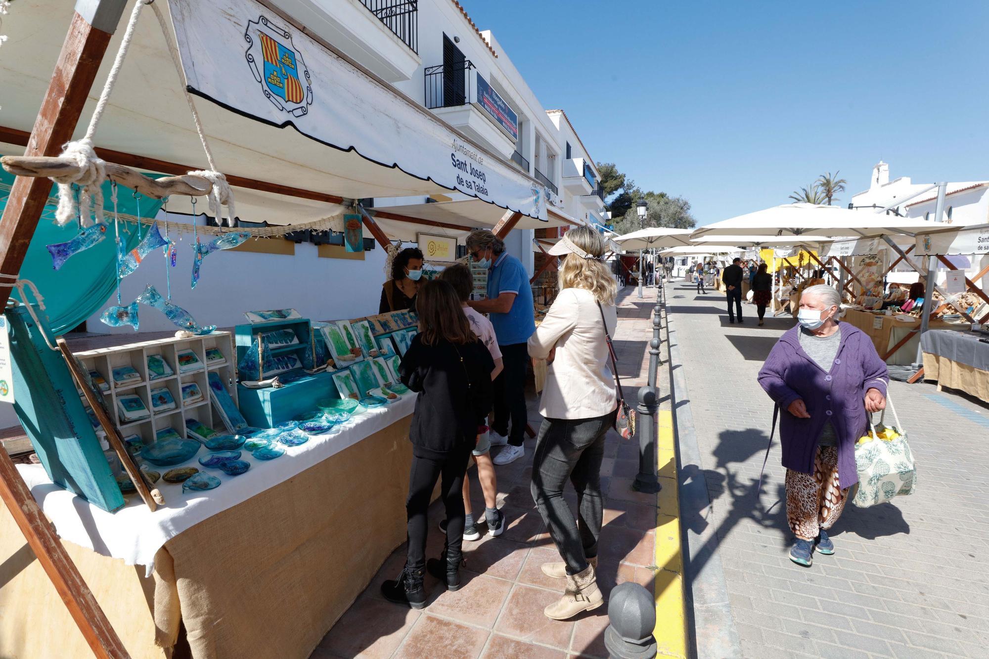 Mercado ecológico de Sant Josep (2021)