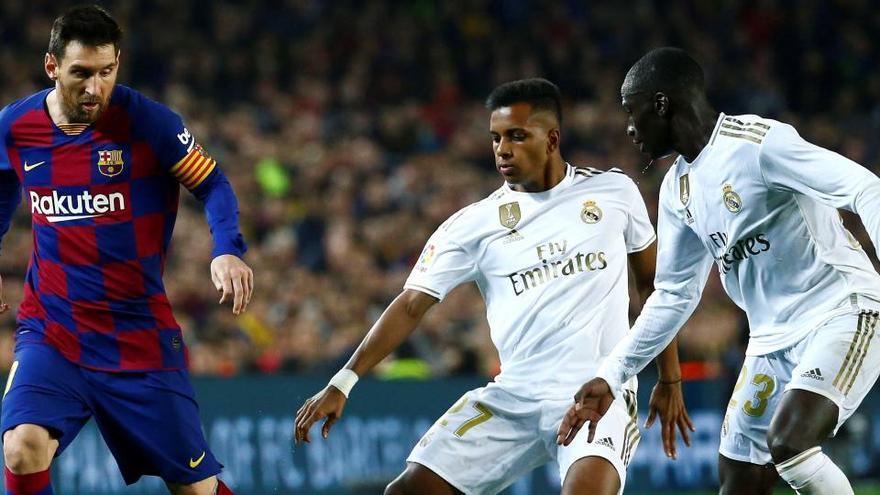 Barcelona - Real Madrid: Horario y dónde ver el clásico