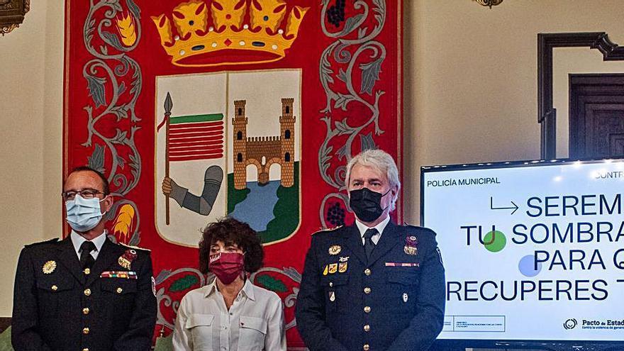 La Policía Municipal protegerá a maltratadas de riesgo bajo en Zamora