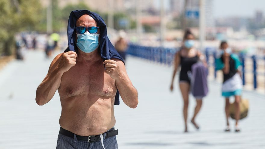 El tiempo en Alicante: Fin de semana abrasador en el interior de la provincia