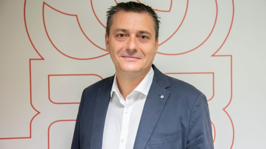 Fernando Sabés, nuevo secretario general del PSOE del Alto Aragón