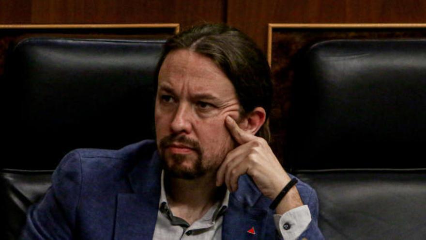 El Tribunal de Cuentas ve irregularidades en las cuentas de Podemos del 28-A