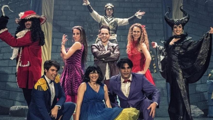 El Teatro Leal acerca 'Villan@s' para toda la familia