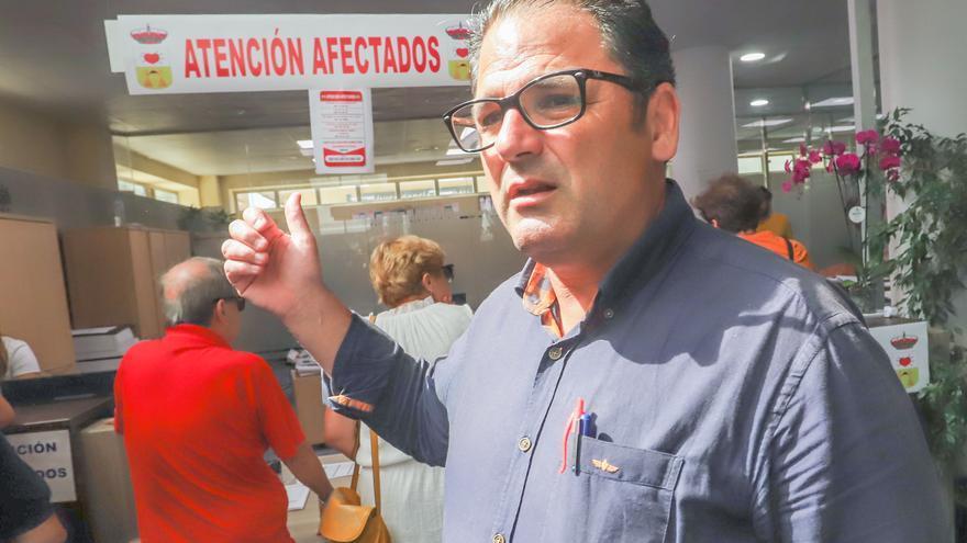 El PSOE acusa a Mazón de no cumplir su palabra con la Vega Baja
