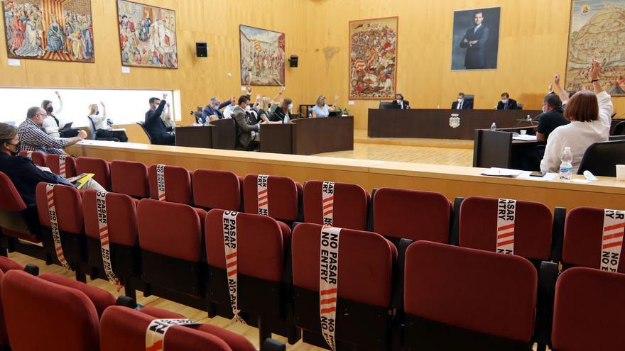 Benidorm declara el 'Año Pere Maria Orts i Bosch' en el centenario del nacimiento del erudito