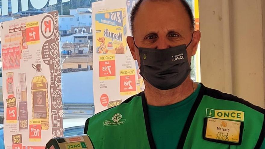 El Cuponazo de la ONCE reparte 225.000 euros en Pizarra