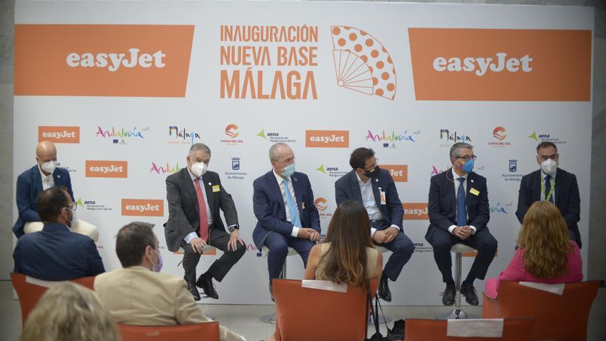3,5 millones de plazas aéreas con destino a Málaga para este verano