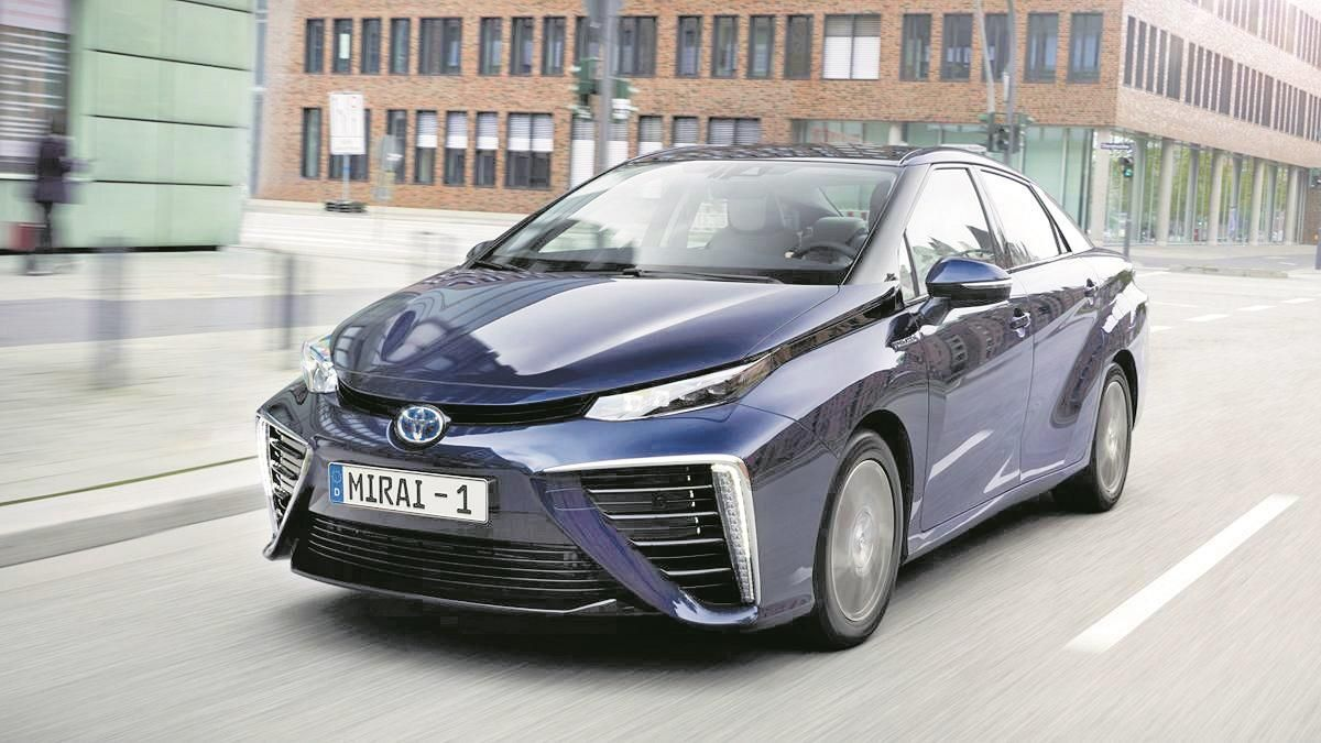 Los coches del futuro estarán propulsados por hidrógeno, un gas limpio y ecológico