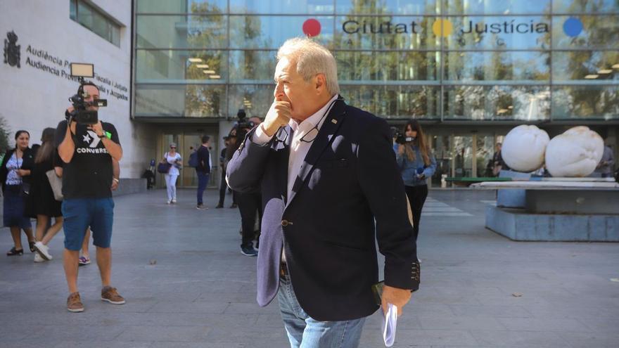 Anticorrupción pide 8 años de cárcel para Alfonso Rus por las irregularidades del call center