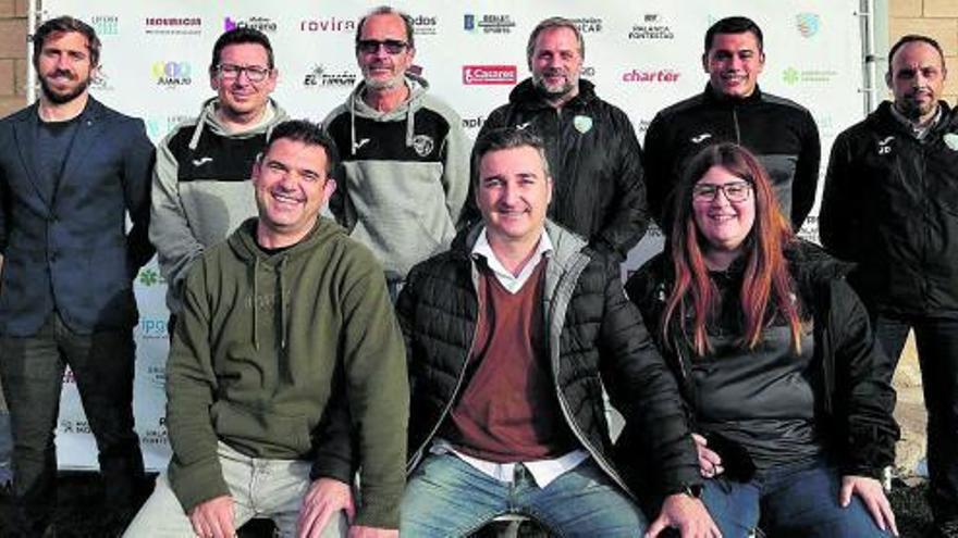 El Foios Atlètic CF busca jugadoras para crear un equipo femenino